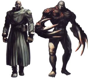 Mr. X from Resident Evil 2
