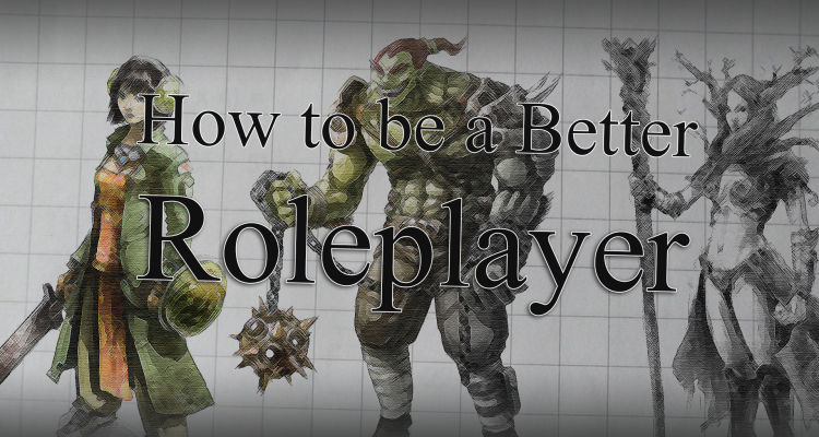 How to be a better roleplayer image