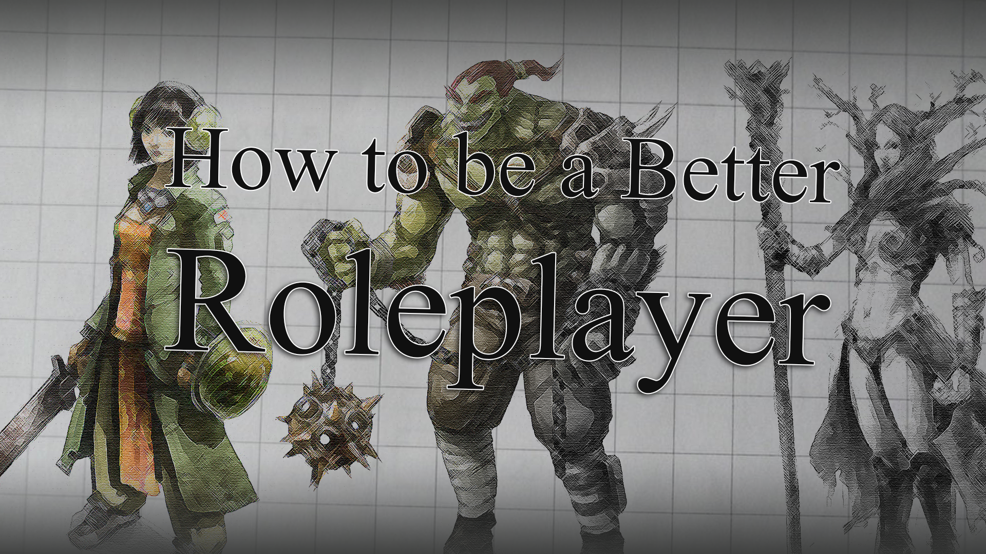 Who is the roleplayer How to become a roleplayer