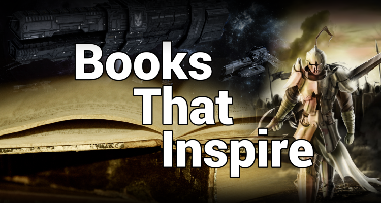 Books that Inspire Featured Image