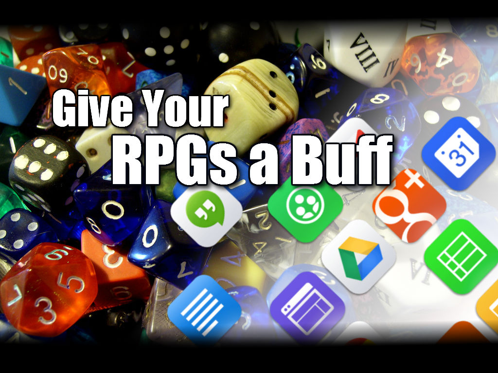 Use Google to Buff Your RPGs