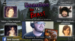 Beauties vs the Beast in Google Hangouts
