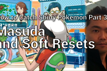 How to Catch Shiny Pokemon - Masuda Method & Soft Reset
