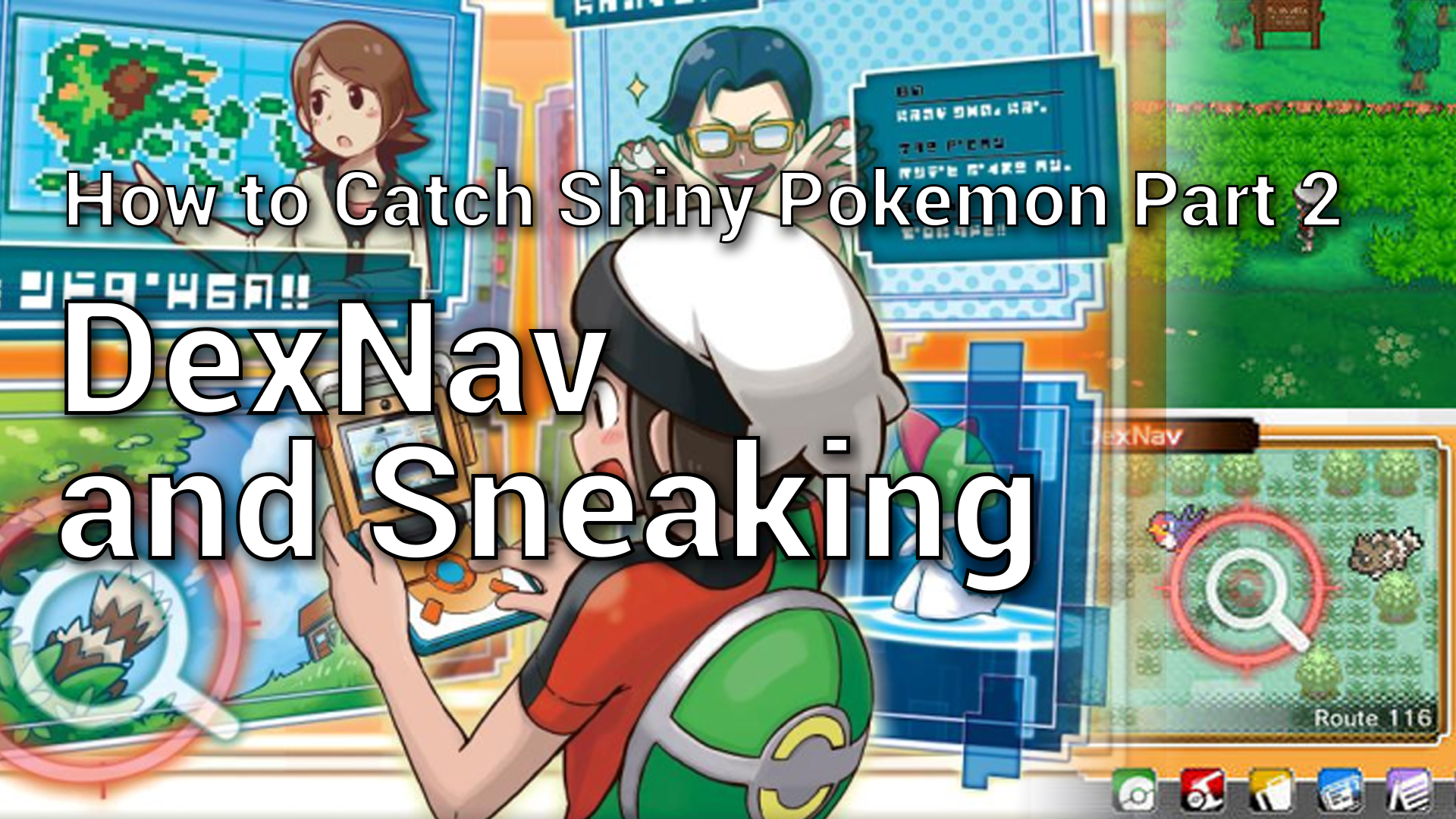 How to catch shiny Pokemon in Omega Ruby and Alpha Sapphire