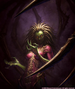 InfestedSarahKerrigan_SC2_Art1