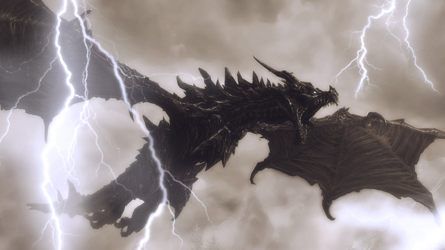 Image of Alduin