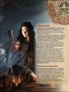 Occultist Page 2