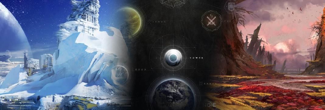 Destiny Worlds