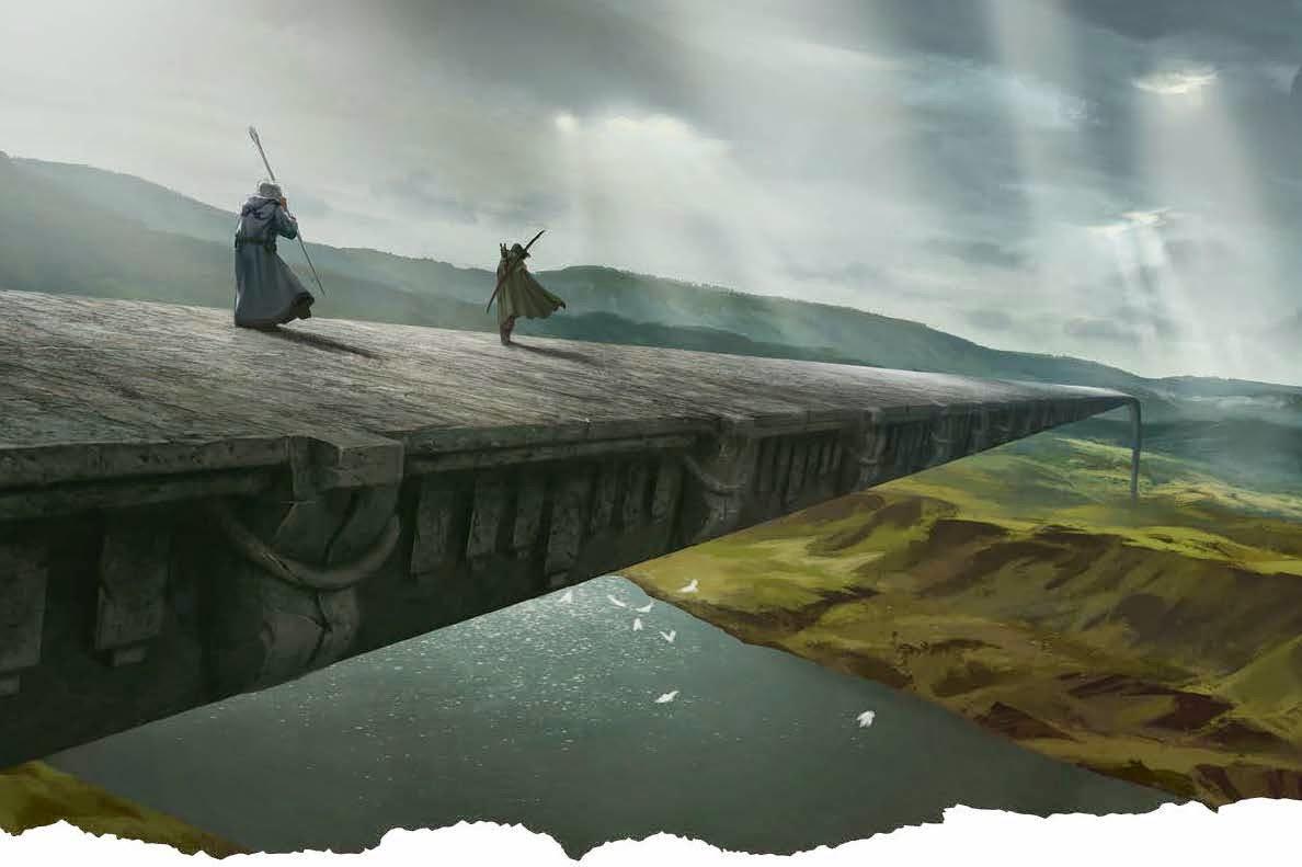 P Stone Bridge