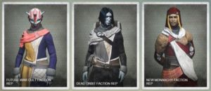 Faction Leaders