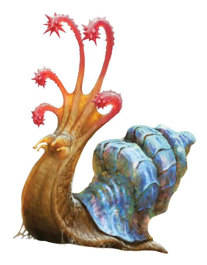 flail-snail