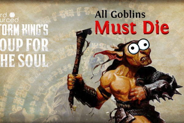 ALL GOBLINS MUST DIE
